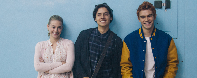 Riverdale Cast by Cole Sprouse