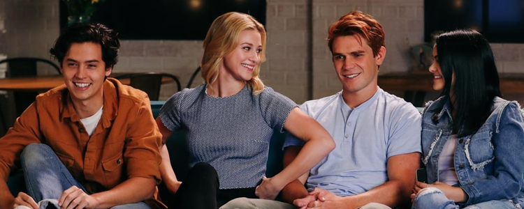 Riverdale Season 2 Promoshoot